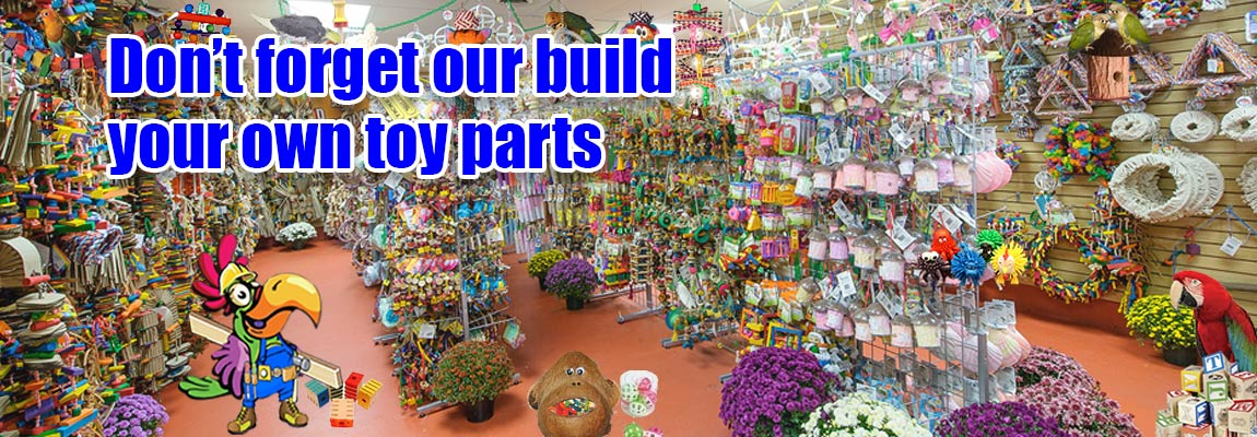 Make Your Own Toy Parts