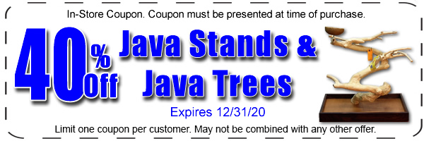 40 % Off Java tree stands for birds