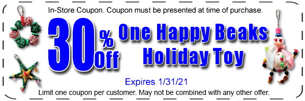 30% off holiday toys